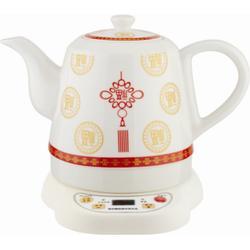 自动上水电陶瓷热水壶、陶瓷、中陶电器图片
