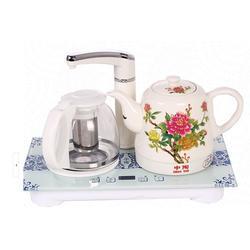 陶瓷电热水壶、智能陶瓷电热水壶、中陶电器图片
