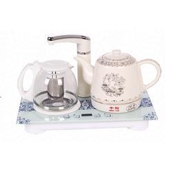 阿里巴巴陶瓷电热水壶、陶瓷电热水壶、中陶电器图片