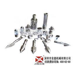 塑料颗粒造粒机螺杆PE电缆料造粒机螺杆金鑫图片
