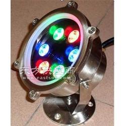 12WLED水底灯 LED水池灯图片