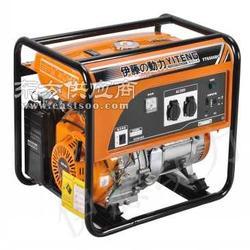650W家用汽油发电机图片