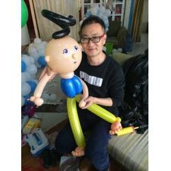 气球、西安鑫语气球、西安宝宝宴气球装饰制作图片