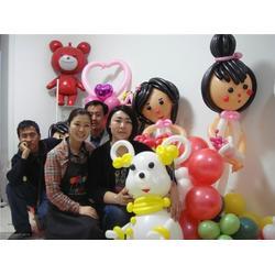 上海气球、西安鑫语气球、气球装饰无基础培训班图片