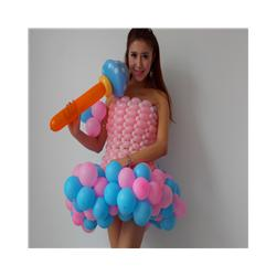 西安鑫语气球,活动现场气球装饰,西安临潼区气球装饰图片