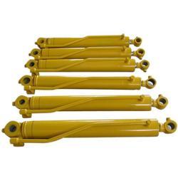 金海伸缩式液压油缸 伺服液压油缸-油缸图片