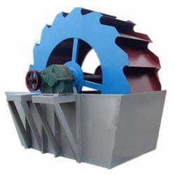 双螺旋筛沙洗砂机厂家报价、森泰机器、广州双螺旋筛沙洗砂机图片