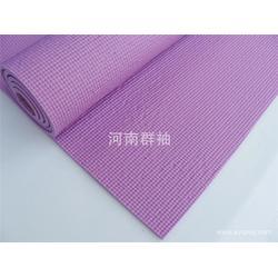 PVC瑜伽垫厂家 瑜伽垫 群袖塑业图片