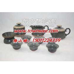 陶瓷定制高档茶叶罐青花瓷大花瓶陶瓷茶具定做图片