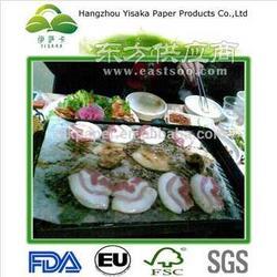 多用途绿色烧烤纸热销欧美图片