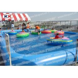 肇庆充气泳池,优质耐磨充气泳池,佳凯气模图片