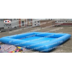 蚌埠充气泳池-过年流行充气泳池-佳凯气模图片