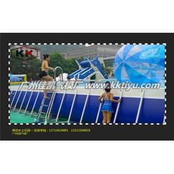 佳凯气模(图)、成人支架泳池、安阳支架泳池图片