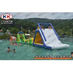 佳凯气模(图),移动水上乐园项目,南宁移动水上乐园图片