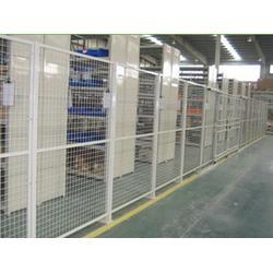 仓库隔离网、艾斯欧是最大的仓库隔离网供应商、仓库隔离网现货图片