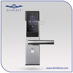 賓利智能鎖廠家生產知名品牌酒店磁卡鎖圖片