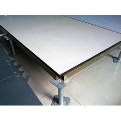 崇文区防静电地板、皇杰地板厂、全钢防静电地板图片