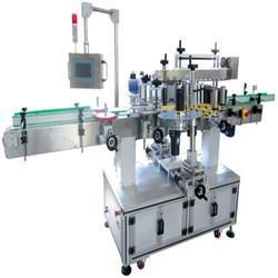 腾卓机械 全自动酱油瓶贴标机-秦皇岛酱油瓶贴标机图片