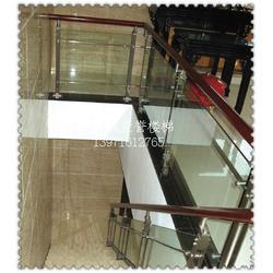 亚誉楼梯(图)、办公楼不锈钢玻璃扶手、孝感不锈钢玻璃扶手图片
