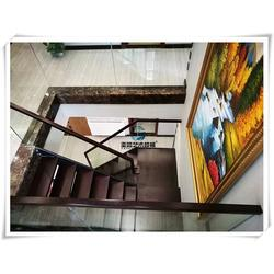 黄陂楼梯扶手,楼梯扶手效果图,室内楼梯扶手图片