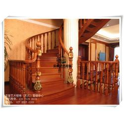 家用实木楼梯|咸宁实木楼梯|实木楼梯安装图片