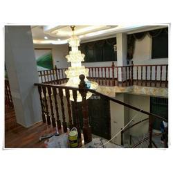 实木楼梯报价_武汉实木楼梯_实木楼梯扶手栏杆图片