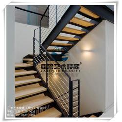 武汉亚誉艺术楼梯-钢木楼梯-恩施钢木楼梯图片