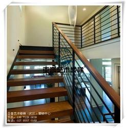 家用钢木楼梯扶手,咸丰家用钢木楼梯,家用钢木楼梯图片