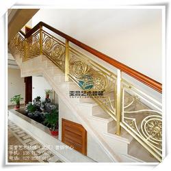 武汉亚誉艺术楼梯(图),铁艺楼梯扶手,盘龙城铁艺楼梯图片