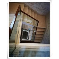 室外楼梯扶手|楼梯扶手效果图|汉西楼梯扶手图片