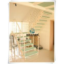 孝南楼梯扶手,如何挑选楼梯扶手,简约楼梯扶手图片