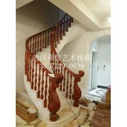 武汉亚誉艺术楼梯、随州楼梯扶手、玻璃楼梯扶手图片