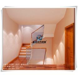 监利楼梯扶手、楼梯扶手安装、楼梯扶手弯头图片
