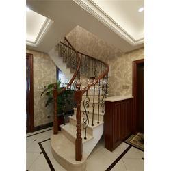旋转楼梯扶手|葛店楼梯扶手|武汉亚誉艺术楼梯图片