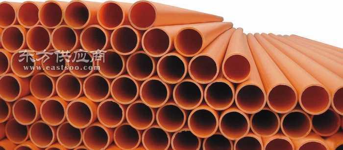 埋地式高压电力电缆用氯化聚氯乙烯套管