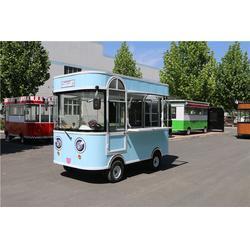 鹤壁油炸小吃车-移动油炸小吃车-亿品香餐车(优质商家)图片
