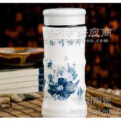 礼品陶瓷保温杯供应陶瓷保温杯图片