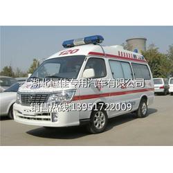 金杯海狮2.2高顶救护车图片
