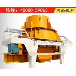 豫矿供应大型制砂机,冲击式破碎机,河卵石制砂机图片