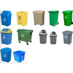 660塑料垃圾桶 陆河县塑料垃圾桶 路奇环保设备图片