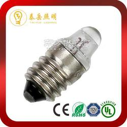2.25V0.6A E10真空笔晶灯泡 医疗灯泡 氪气笔晶图片