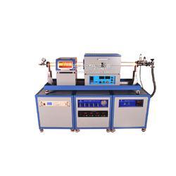 石墨烯制备炉、PECVD石墨烯生长炉图片