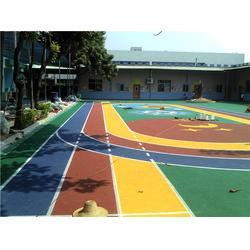 煊业体育,羽毛球场塑胶跑道,玉溪市塑胶跑道图片