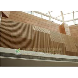 吊顶生态木厂家-绿禾生态木-生态木厂家图片
