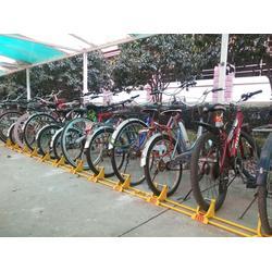 自行车停车架,固坚锁业,公共自行车停车架图片
