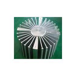 高品质铝型材散热器图片