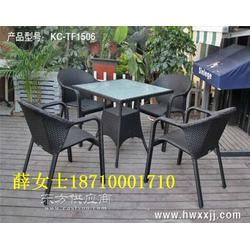 户外休闲餐厅桌椅图片