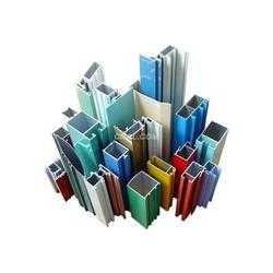 建筑幕墙业铝型材生产厂家图片