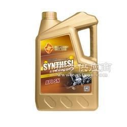 SYNTHESI沃尔纳米环保汽机油API SN 5W30/5W40/0W40 4L图片
