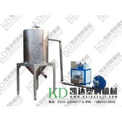 塑料滚刀切粒机生产商-塑料滚刀切粒机-莱州凯达塑机搅拌机价格